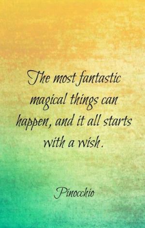 Disney Pinocchio Quotes Wisdom