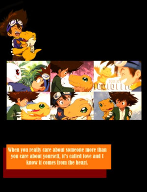 Digimon quote