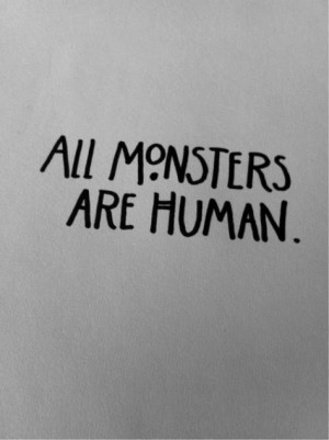 ... bad, crazy people, evil, grunge, hipster, human, monsters, ahs quotes