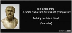Good Quotes From Antigone