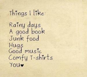 Rainy Day Cuddle Quotes Rainy day quot.