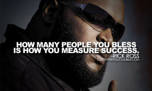 Rick Ross Images Quotes