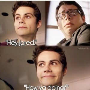 funny teen wolf quotes google search more teen wolf stiles quotes