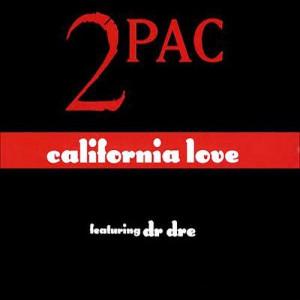2Pac - California Love (CDS) (1996) (320kbps)