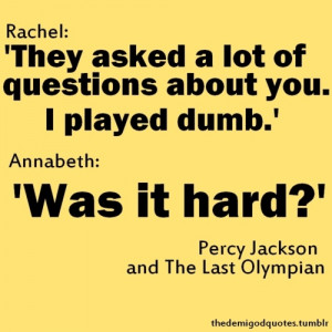 PJO and HoO Quotes - the-heroes-of-olympus Fan Art