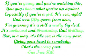 One Tree Hill Quote Photo Dan