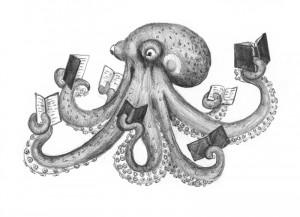 "Illustration Friday ""Underwater"""