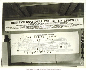 ... Family stock of G. Washington,& 3rd International Eugenics Conference