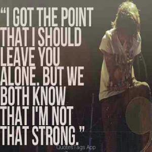Miserable At Best Mayday Parade Quotes