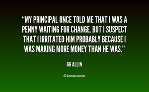 Quotes About Principals