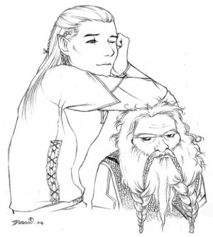 ... use the form below to delete this funny legolas and gimli quotes
