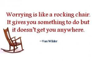 Worry quotes 60