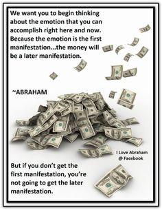 ... Quotes, Quotes Ahq2603, Free Money, Money Money, Abraham Hicks Quotes