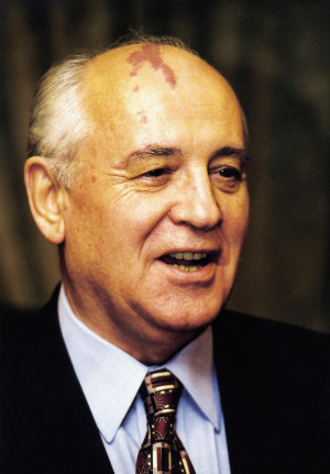 ... mikhail gorbachev born as mikhail sergeyevich gorbachev in privolnoye