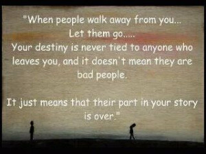 Am Letting Go of You