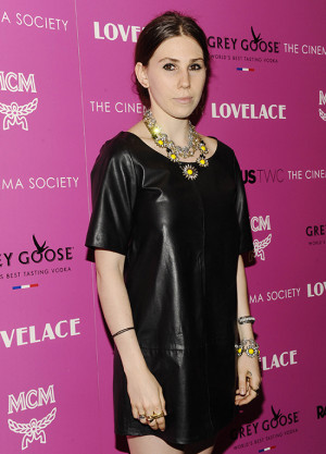 Shoshanna Steps It Up! Zosia Mamet Shows You How To Wear Our Dahlia ...