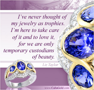 Gems of Wisdom:Quotes About Custom Made Rings