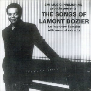 Lamont Dozier,The Songs Of Lamont Dozier,USA,Promo,Deleted,DOUBLE CD ...
