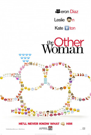 "Special ""Emoji"" Poster For 'The Other Woman' – Starring ..."