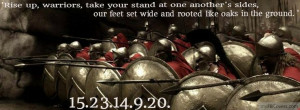 quotes from leonidas spartan