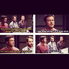 Horrible Bosses - I probably quote this too often. More