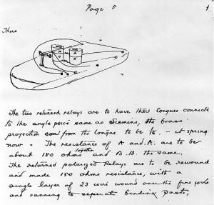 Thomas Edison Quadruplex Telegraph