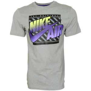 Nike Air T-Shirt gris