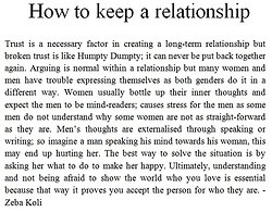 Quotes Relationships Staying Strong ~ Hello everyone, my name is Zeba ...