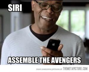 Funny photos funny Samuel L Jackson Avengers