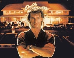 ... movies. I'd have to say Roadhouse is one of my all time favorite