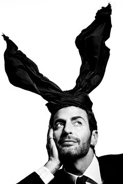 Marc Jacobs, photographed by Craig McDean for CFDA.