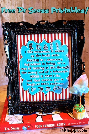 Inspirational Quotes from Dr Seuss 31 Inspirational Quotes of Dr Seuss ...