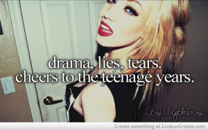 ... life, love, makeup, pretty, quote, quotes, teen, teenage years