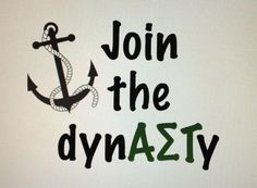 Join the dynASTy More