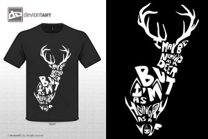 Deer Wolf by PKLdesigner