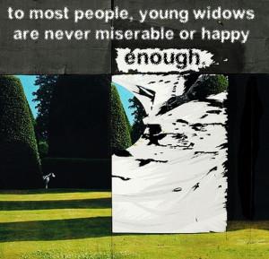 young widows