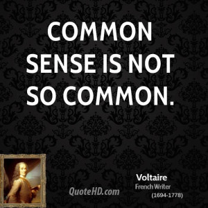 common sense is not so common essays A short summary of thomas paine's common sense this free synopsis covers all the crucial plot points of common sense.