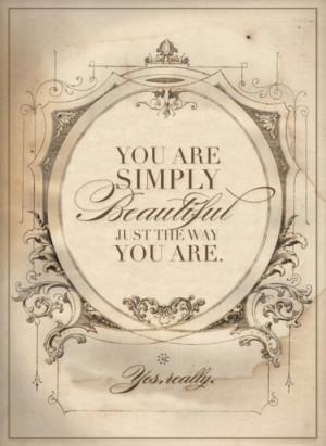 Simply Beautiful!!