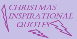 Christmas is a spirit that flows from one heart to another. It is ...