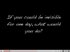 Quotes invisible