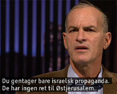 Norman Finkelstein: You are just repeating Israeli propaganda. They ...