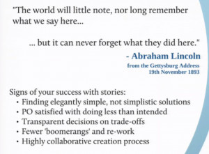 Gettysburg Address Quotes