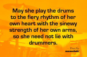 Drummer Girl Quotes
