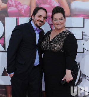 Ben Falcone And Melissa...