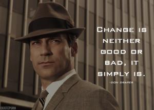 Don Draper – Mad Men – The Marketing Finale