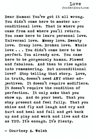 dear human: you've got it all wrong… | All of The Pretty Things ...