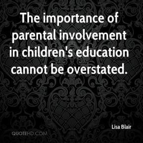 parental involvement in education essay Free parental involvement papers, essays, and research papers.