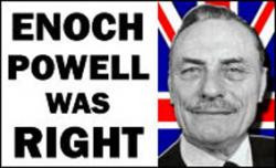 More of quotes gallery for Enoch Powell's quotes
