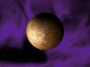 mercury solar system smallest inner planet 3ds 3d studio nature