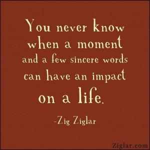 Zig Ziglar www.facebook.com/learntoearntoday2
